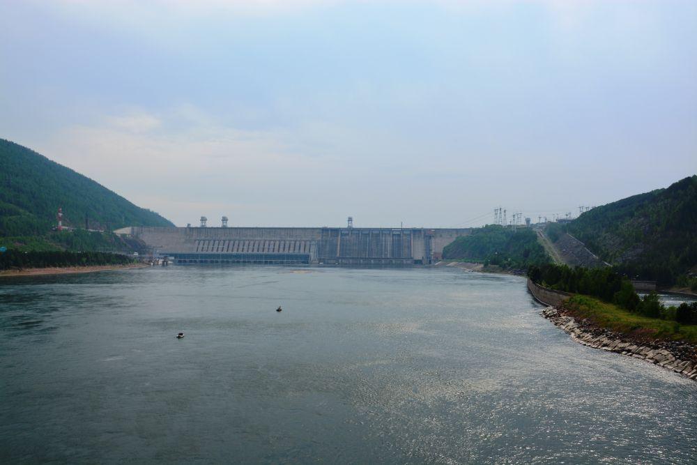 160614 (5) Krasnojarsk Staudamm