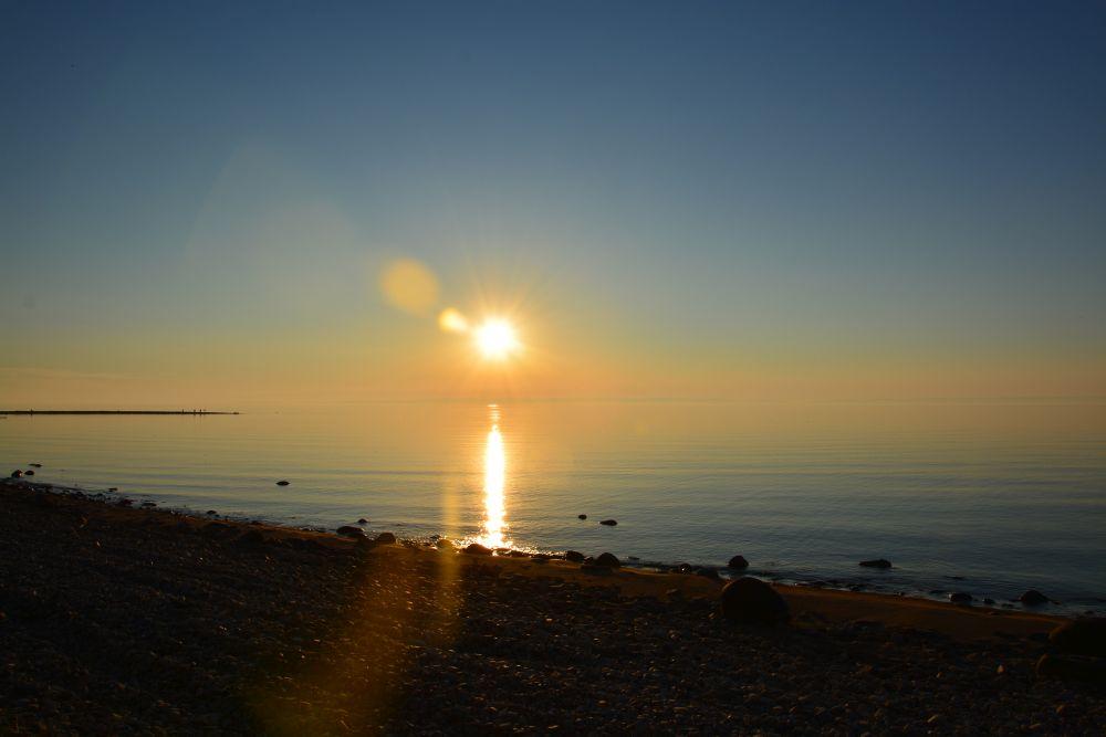 160629 (47) Camping Babuschkin Sonnenuntergang