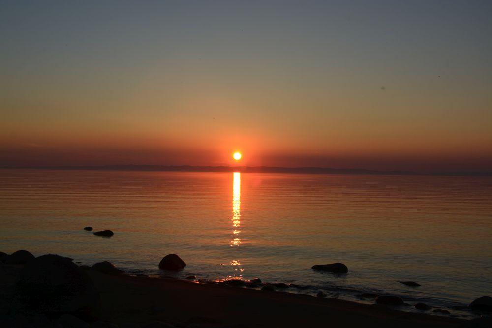 160629 (57) Camping Babuschkin Sonnenuntergang