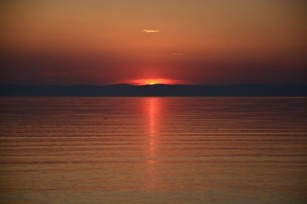 160629 (72) Camping Babuschkin Sonnenuntergang